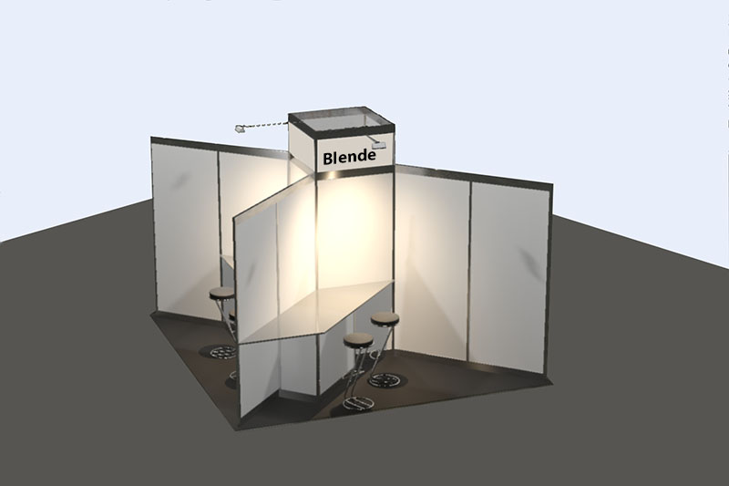 topsoft Modul Stand CLASSIC Side